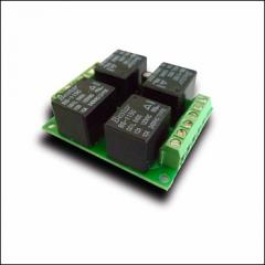Relay switching unit (4 channels) of MP701