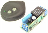Remote control of 1/to MK331