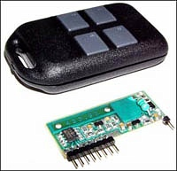 Remote control of 4/to MK324