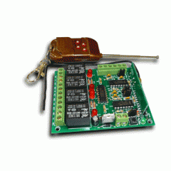 Module of remote control 433 MHz of KIT MP326