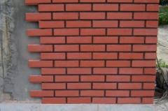Tile facing brick CRH KLINKIER
