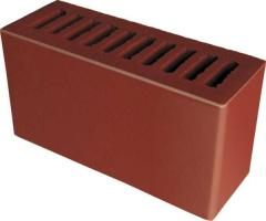 Modular brick CRH Klinker Cherry (Poland)
