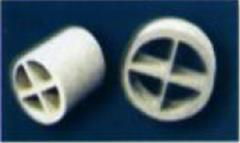 Цилиндрические насадки (Кольца с крестообразной