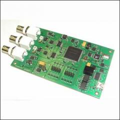 The digital memorable KIT BM8021 USB oscillograph