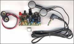 Electronic stethoscope of KIT NK134
