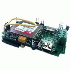 Autonomous SMS signaling of KIT MA3401