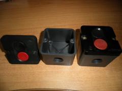 Пост управления кнопочный ПКЕ622, ПКЕ722 корпус