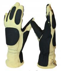 Перчатки профессиональные защитные кевларовые  для