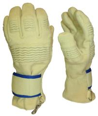 Gloves professional protective kevlar for the