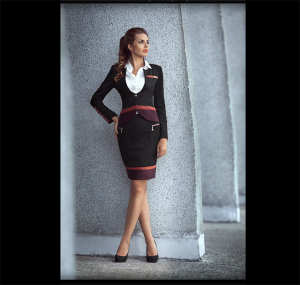Модная одежда для деловой женщины - современная