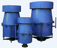 Клапан предохранительный гидравлический КПГ-100