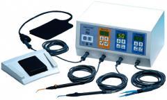 Radio surgical device radioSURG 2200