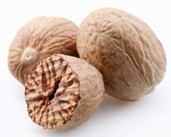 Nutmeg whole ABCD, India