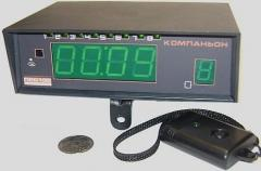 """Time counter for billiards """"Partner"""