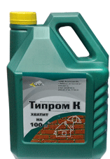 Tiprom To (a concentrate 1:3), 1 l; 5 l