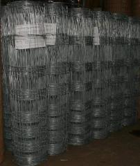 Сетка облегченная КАЗАЧКА™ h=1,6 м, оцинкованная