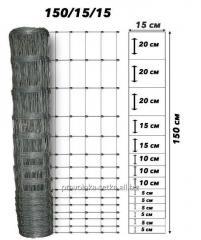 Field fence KAZACHKA™  h=1,5m, a galvanized wire