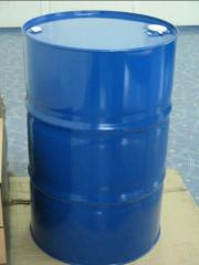 Barrel of metal 200 liters.