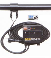 Прибор REMS ЭМСГ 160 для сварки пластиковых труб