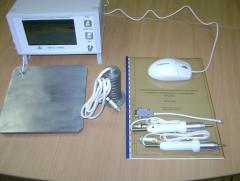 PIUS-1UM-K. Measurement of specific electric