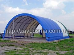 Pavilion for airplanes