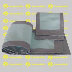 Одеяла и чехлы огнестойкие защитные