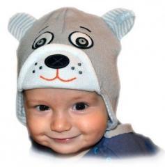 Детская шапка осень-зима Barbaras R20