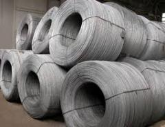 Rolled wire 6,5