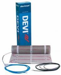 Devimat.Нагревательные маты для теплого пола