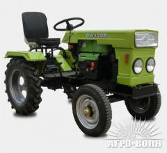 Мини-трактор DW 120B (ременной привод)