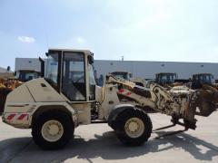CAT 908 wheel loader
