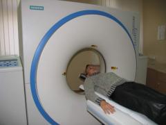 Компьютерный томограф Somatom Esprit