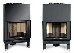 Chimney fire chamber of 750 Flat monoblock Nordica