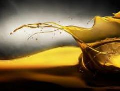 The fulfilled Sunflower oil