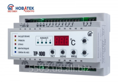 Relay digital temperature TR-100