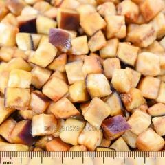 Eggplant frozen cube 10 * 10 or 20 * 20