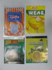 Food packaging from the producer