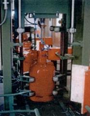 Установка для перевірки герметичності (Стаціонарні пропан-бутанові заправники, автом.)