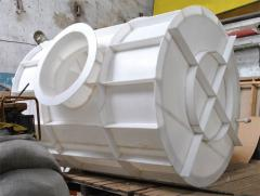 Стеклопластиковые ёмкости и резервуары