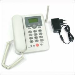 Stationary cellular KIT MK303 GSM phone