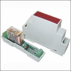The relay power the Block 16A 250B on KIT BM8070D