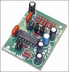 2nd channel microphone amplifier KIT BM2051
