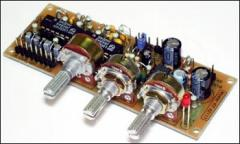Processing unit for NM2117 subwoofer