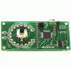 Audioregulator 2 channels. KIT MP1231 stere