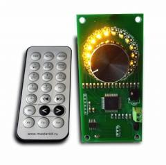 Audioregulator 1 MP1230 channel