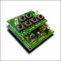 Active processing unit of a signal for KIT NT1217