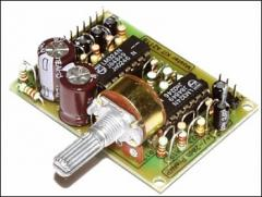 NM2118 preliminary amplifier of low frequency