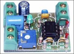 The preliminary amplifier - BM2115 subwoofer