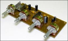 The preliminary amplifier - NM2112 tembroblok