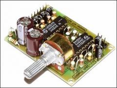 Amplifier preliminary BM2118